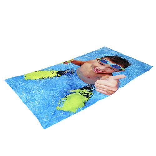 Håndklæde med foto